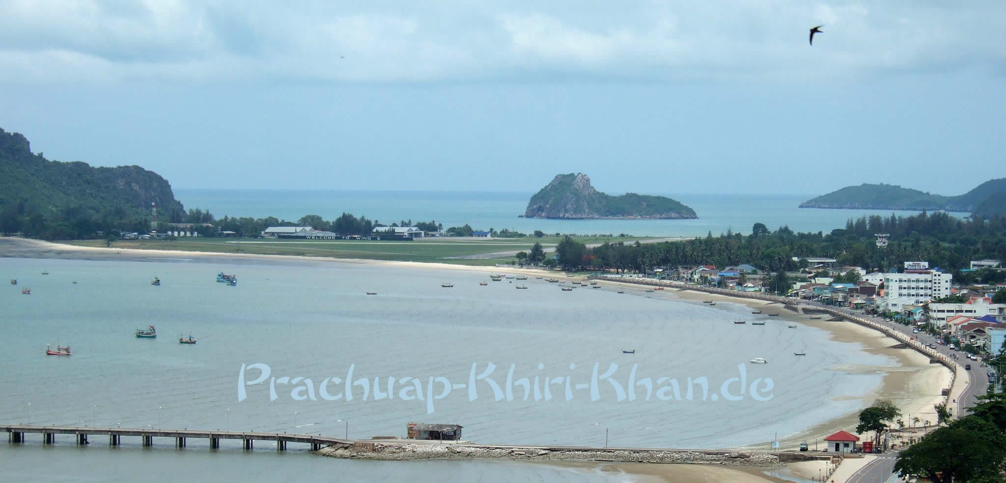 Prachuap Khiri Khan Thailand  city photos gallery : ... von Prachuap Khiri Khan und von anderen schönen Städten in Thailand